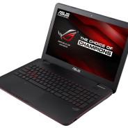ASUS Drops Price on G501 Gaming Laptop