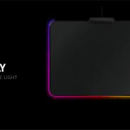 Razer's Glowing Mousepad.