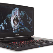 MSI's Crazy Fast Gaming Laptops